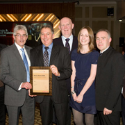 BAe Chairman's Bronze Award for Best Practice Supply Chain Management course